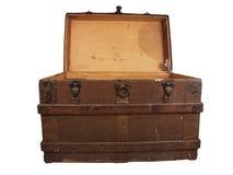 Coffre antique Photos libres de droits