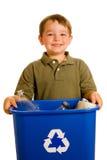 Coffre de réutilisation de transport d'enfant images libres de droits