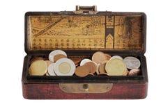 Coffre de trésor Photographie stock