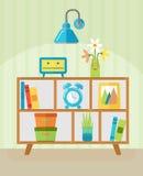 Coffre des tiroirs Image libre de droits