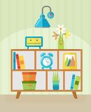 Coffre des tiroirs Photos libres de droits