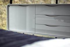 Coffre des tiroirs moderne photo libre de droits