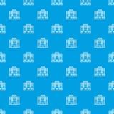 Coffre-fort le bleu sans couture de vecteur de modèle de données illustration libre de droits