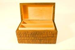Coffres en bois image stock