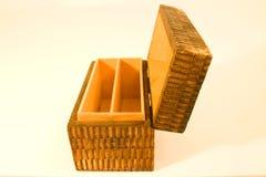 Coffres en bois Photo stock