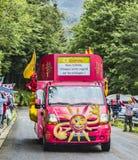 Cofidis Vehicle Stock Photo