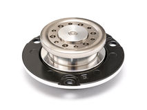 Cog колеса шпинделя дисковода жесткого диска Стоковая Фотография