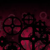 Cog Gears Background Royalty Free Stock Photo