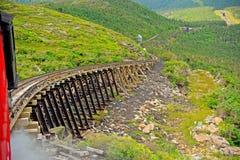 Cog Railway Stock Image
