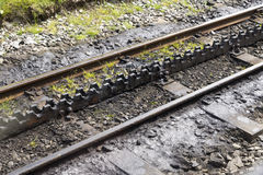Cog railway Royalty Free Stock Photos