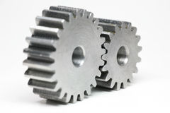 Cog-wheel Royalty Free Stock Photography
