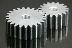 Cog-wheel Royalty Free Stock Photo