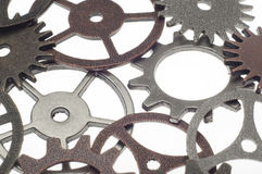 Cog Wheel Gear Background Royalty Free Stock Images
