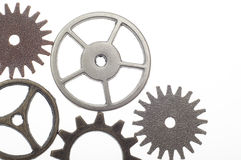Cog Wheel Gear Background Stock Photo