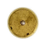 Cog wheel on white background Royalty Free Stock Image