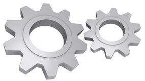 Cog Wheels vector illustration