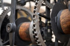 Cog wheels Royalty Free Stock Photo