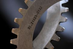 Cog wheels Stock Photography