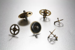 Cog Wheels Stock Image
