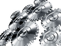 Cog wheels Royalty Free Stock Image
