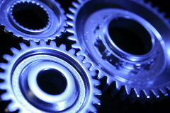 Cog Wheels Stock Images