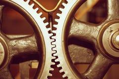 Cog wheels Stock Image