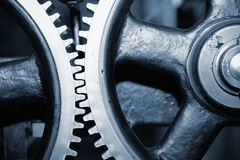 Cog wheels Royalty Free Stock Photography