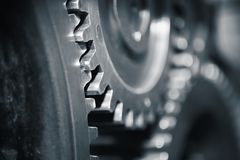 Cog wheels Stock Photography