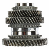 Cog wheels stacked in a pile Stock Photography