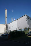 cogeneration plant Royalty Free Stock Images