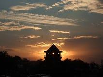 Cogimos el sol Foto de archivo