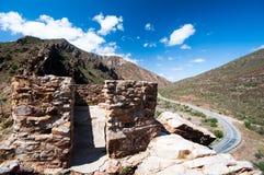 Cogmanskloof Pass;montagu,South Africa Royalty Free Stock Image