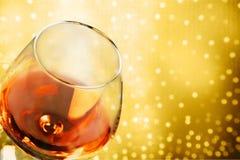 cognac royaltyfri foto