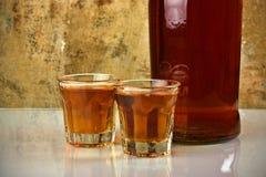 cognac Fotografering för Bildbyråer