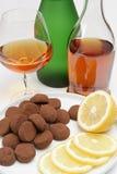 cognac Fotografia Royalty Free