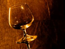 Cognac bocal Stock Photography