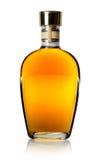 Cognac in a bottle Stock Photos