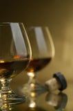 Cognac, brandewijn Royalty-vrije Stock Fotografie