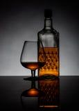 Cognac brandy Royalty Free Stock Image