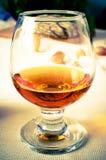 Cognac, brandy Royalty Free Stock Photos