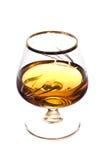 Cognac glass Royalty Free Stock Photo