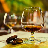 Cognac Stock Photo