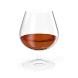 Cognac glass Stock Image