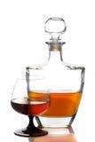 Cognac (konjak) arkivbild
