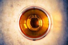 Cognac konjak Arkivfoto