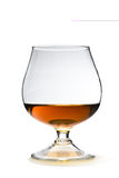 Cognac with Path Royalty Free Stock Photography