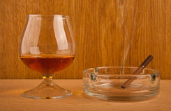 Cognac Royalty Free Stock Photos