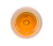 Cognacglas royalty-vrije stock fotografie
