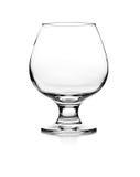 Cognacglas royalty-vrije stock afbeelding
