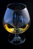 Cognacglas Stock Foto's